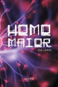 Omslagsbild Homo maior av Ida Lewin