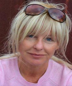 Författare Catrine Tollström