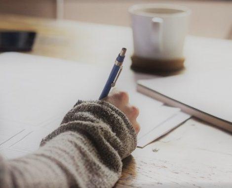 Kom igång! Skriv din bok